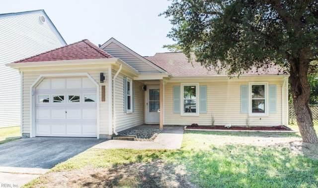1529 Collingswood Trl, Virginia Beach, VA 23464 (#10347226) :: Momentum Real Estate