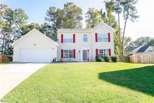 234 Weatherford Way, Newport News, VA 23602 (#10347241) :: Berkshire Hathaway HomeServices Towne Realty