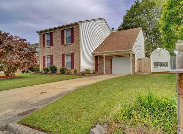 2020 Waymart Ct, Virginia Beach, VA 23464 (#10347247) :: Momentum Real Estate