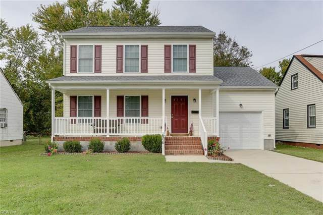 606 Chapel St, Hampton, VA 23669 (#10347288) :: Rocket Real Estate