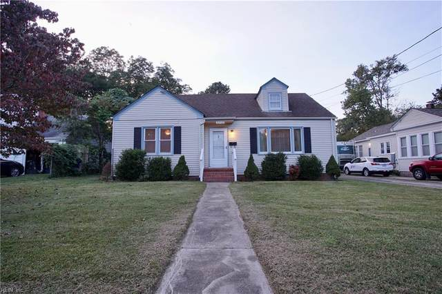 2206 Oregon Ave, Portsmouth, VA 23701 (#10347290) :: Berkshire Hathaway HomeServices Towne Realty