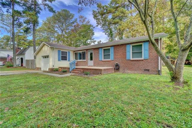22123 Johnson Ln, Isle of Wight County, VA 23314 (#10347343) :: Kristie Weaver, REALTOR