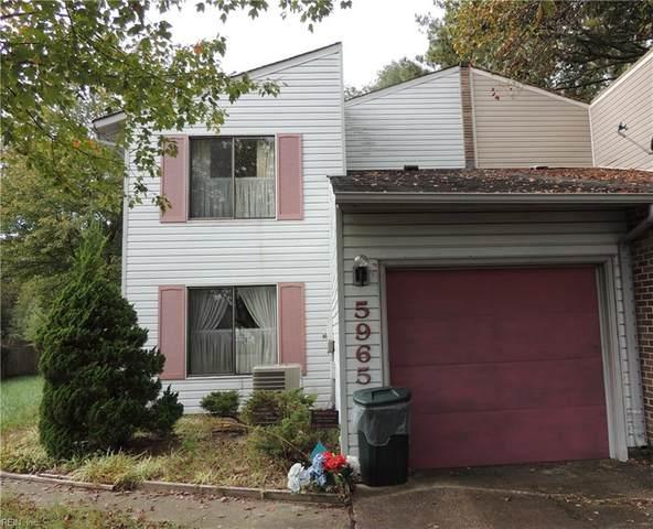 5965 Buckminister Ln, Virginia Beach, VA 23462 (#10347356) :: Momentum Real Estate
