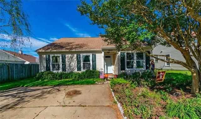 852 Avatar Dr, Virginia Beach, VA 23454 (#10347367) :: Encompass Real Estate Solutions