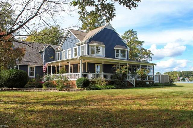 8109 Robins Neck Rd, Gloucester County, VA 23061 (#10347372) :: Atkinson Realty