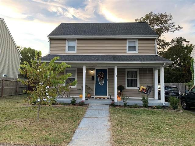 35 Aylwin Rd, Portsmouth, VA 23702 (#10347391) :: RE/MAX Central Realty