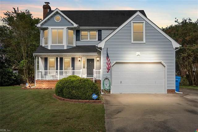 1019 Red Bay Ln, Chesapeake, VA 23322 (#10347395) :: Kristie Weaver, REALTOR