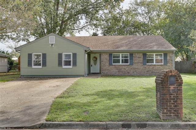 2909 Parapet Ct, Chesapeake, VA 23323 (#10347413) :: Momentum Real Estate