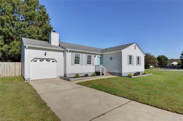 207 Louise Dr, Newport News, VA 23601 (#10347420) :: The Kris Weaver Real Estate Team