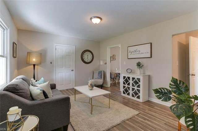 416 Catalpa Ave, Hampton, VA 23661 (#10347425) :: Abbitt Realty Co.