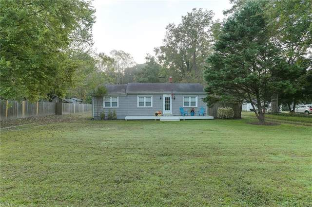 110 Sand Hill Rd, James City County, VA 23188 (#10347451) :: Kristie Weaver, REALTOR