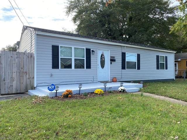 305 Beechdale Rd, Portsmouth, VA 23701 (#10347459) :: Abbitt Realty Co.