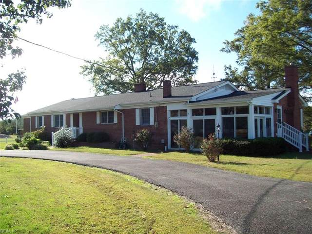 155 Blue Crab Dr, Mathews County, VA 23119 (#10347494) :: Kristie Weaver, REALTOR
