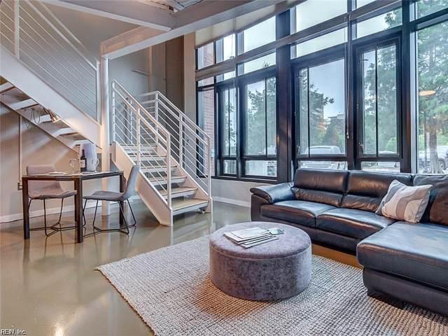 415 Saint Pauls Blvd #109, Norfolk, VA 23510 (#10347540) :: The Kris Weaver Real Estate Team