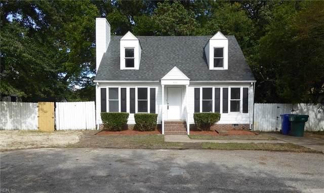 986 Harpersville Rd, Newport News, VA 23601 (#10347549) :: The Kris Weaver Real Estate Team