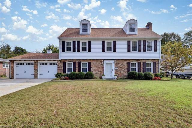 720 Sunnywood Rd, Newport News, VA 23601 (#10347561) :: Community Partner Group