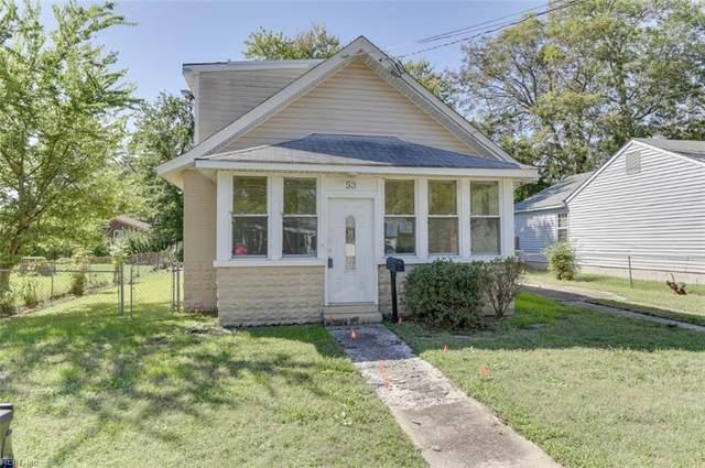 53 W Virginia Ave, Hampton, VA 23663 (#10347639) :: The Kris Weaver Real Estate Team
