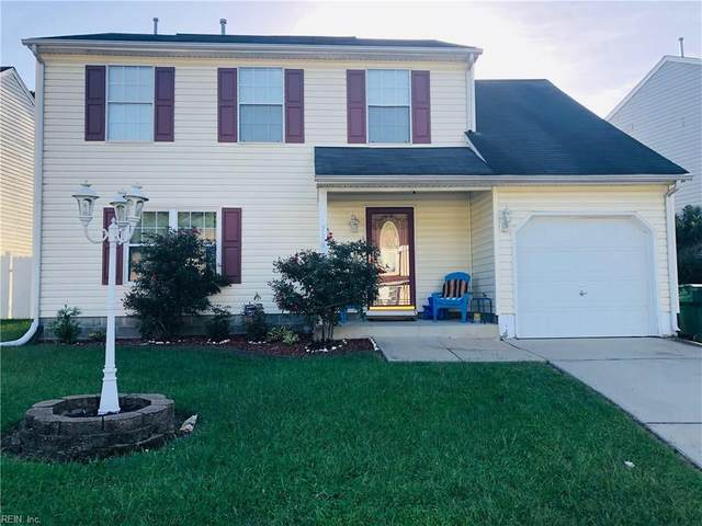316 Circuit Ln, Newport News, VA 23608 (#10347640) :: Community Partner Group