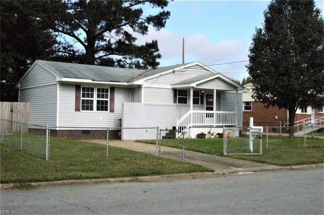 203 Beazley Dr, Portsmouth, VA 23701 (#10347661) :: Kristie Weaver, REALTOR