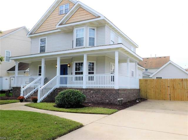 513 Fauquier St, Norfolk, VA 23523 (#10347671) :: Momentum Real Estate