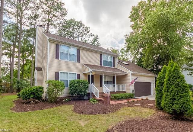 821 Pepperwood Dr, Chesapeake, VA 23320 (#10347677) :: Momentum Real Estate