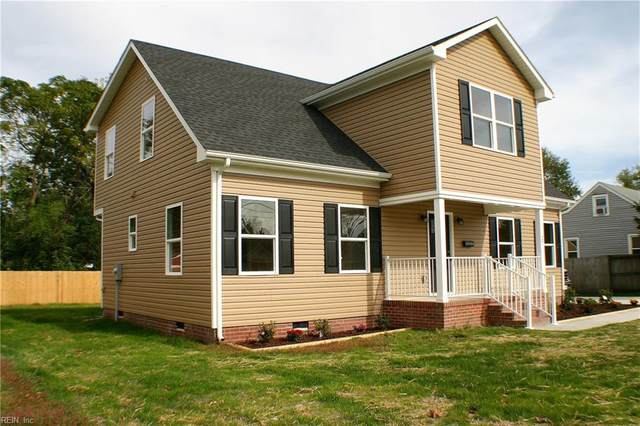 27 Loxley Rd Rd, Portsmouth, VA 23702 (#10347679) :: RE/MAX Central Realty