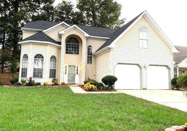 915 Holbrook Dr, Newport News, VA 23602 (#10347699) :: Abbitt Realty Co.