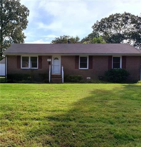 4015 Hazelwood Rd, Hampton, VA 23666 (#10347713) :: Kristie Weaver, REALTOR