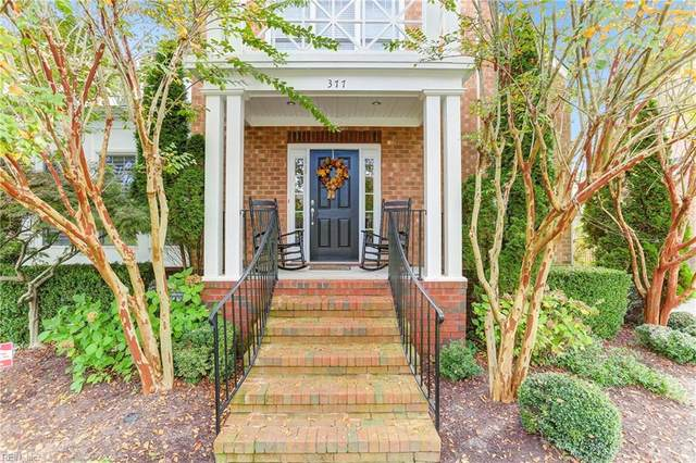 377 Emily Dickinson S, Newport News, VA 23606 (#10347728) :: Atkinson Realty