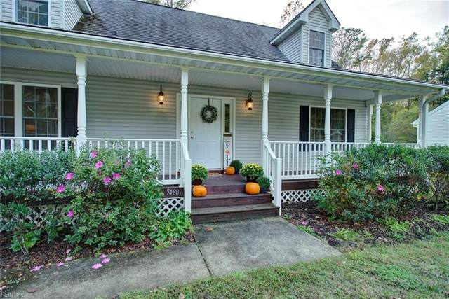 5480 Crany Creek Dr, Gloucester County, VA 23061 (#10347755) :: Encompass Real Estate Solutions