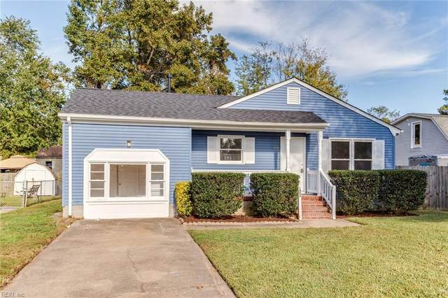 1402 Edson Ter, Hampton, VA 23663 (#10347782) :: Rocket Real Estate