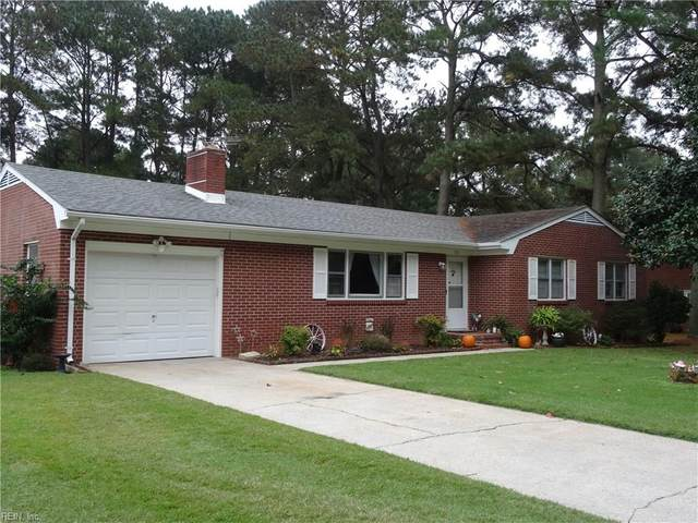 913 Magruder Rd, Isle of Wight County, VA 23430 (#10347824) :: Verian Realty