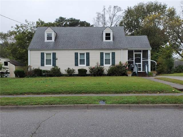 94 Kansas Ave, Portsmouth, VA 23701 (#10347852) :: Atlantic Sotheby's International Realty
