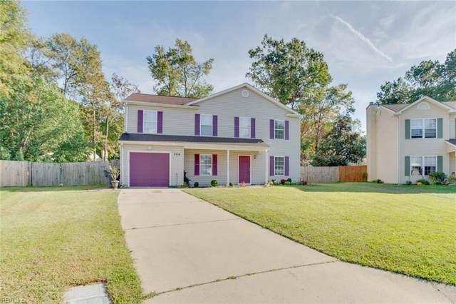 306 Hope Court Ct, Newport News, VA 23602 (#10347895) :: Avalon Real Estate