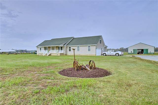 25590 Bows And Arrows Rd, Isle of Wight County, VA 23898 (#10347944) :: Community Partner Group