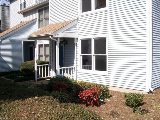535 Pine Tops Ct, Virginia Beach, VA 23451 (#10347949) :: Kristie Weaver, REALTOR