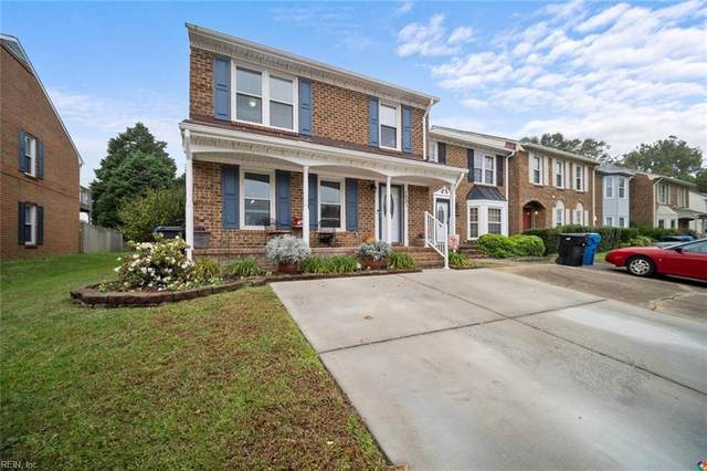 1021 Backwoods Rd, Virginia Beach, VA 23455 (#10347960) :: Austin James Realty LLC