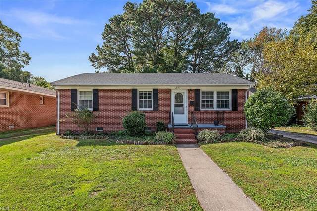 811 Powhatan Pw, Hampton, VA 23661 (#10347984) :: Community Partner Group