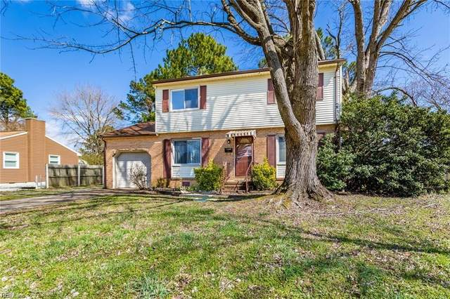 506 Lucas Creek Rd, Newport News, VA 23602 (#10347985) :: Kristie Weaver, REALTOR