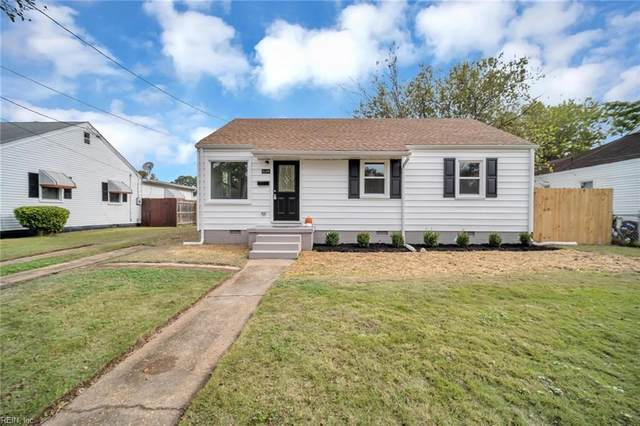 3604 Bessie St, Norfolk, VA 23513 (#10348010) :: Avalon Real Estate