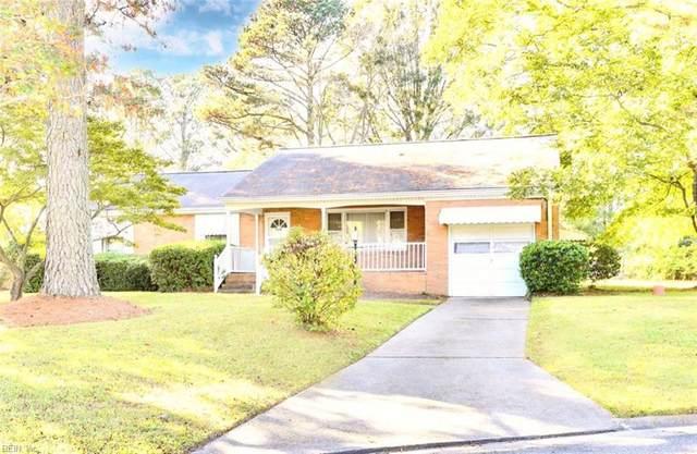 4000 Oakhurst Rd, Portsmouth, VA 23703 (#10348050) :: Avalon Real Estate