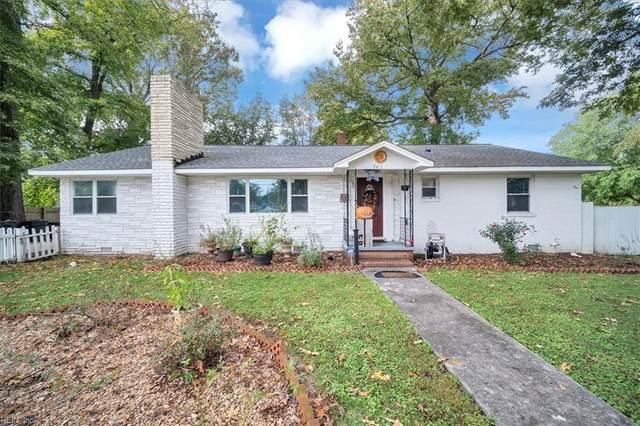 265 Woodland Rd, Hampton, VA 23669 (#10348055) :: Atkinson Realty