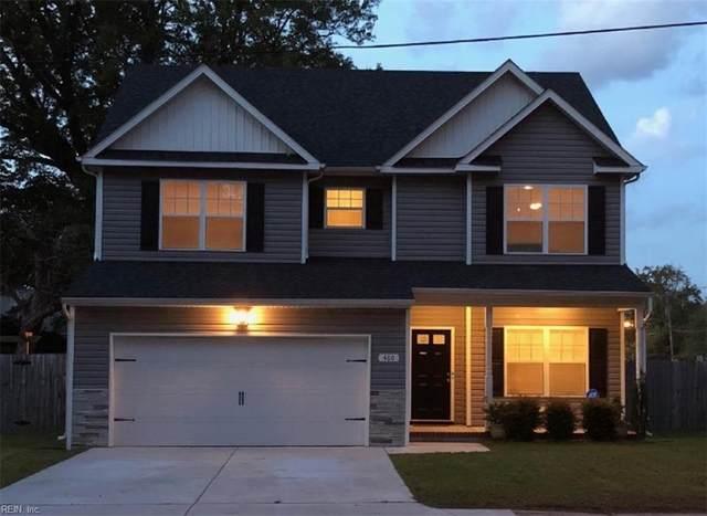 460 San Antonio Blvd, Norfolk, VA 23505 (#10348109) :: Kristie Weaver, REALTOR