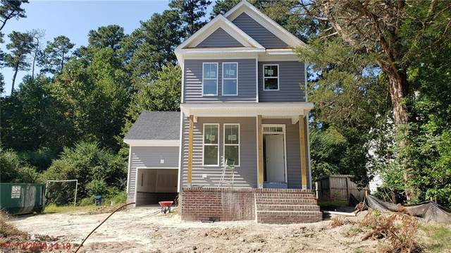 418 Pocahontas St, Williamsburg, VA 23185 (#10348212) :: Atkinson Realty