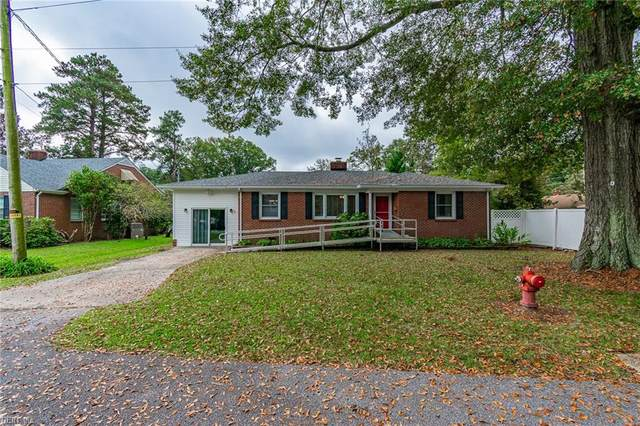 1111 Weeks St, Pasquotank County, NC 27909 (#10348218) :: Abbitt Realty Co.