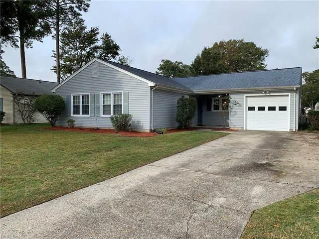 48 Sandy Lake Dr, Hampton, VA 23666 (#10348325) :: Atlantic Sotheby's International Realty