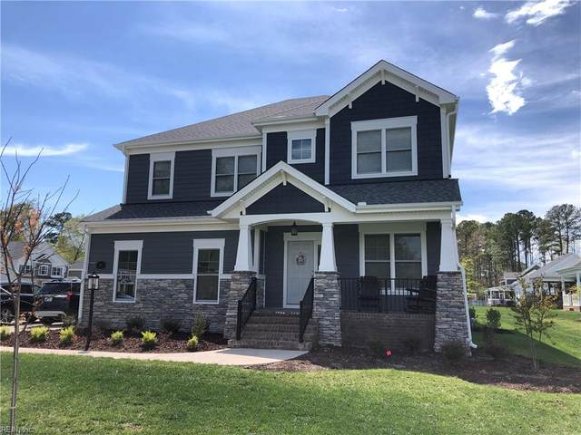109 Parkers Rdg, Isle of Wight County, VA 23314 (#10348368) :: Atkinson Realty