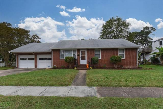 854 Norman Ave, Norfolk, VA 23518 (#10348373) :: Verian Realty