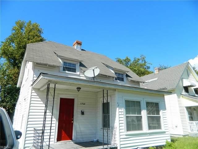 2708 Portsmouth Blvd, Portsmouth, VA 23704 (#10348419) :: The Kris Weaver Real Estate Team