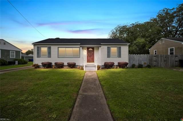 207 Hodges Manor Rd, Portsmouth, VA 23701 (#10348441) :: The Kris Weaver Real Estate Team